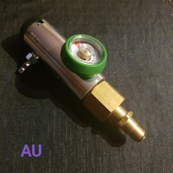 AU Regulator (USD)