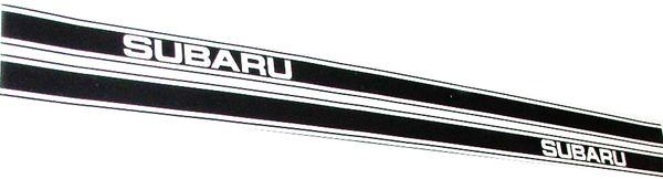 Subaru GL DL Gen 1 & 360 lower Rally Stripes Option 3