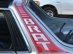 Subaru BRAT Targa Stripe