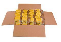 Gourmet Premium Arabica Breakfast Blend 10lbs 2.25oz Fractional 72Pk - AM Coffee