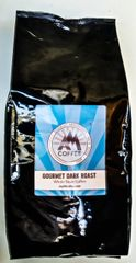 Gourmet Dark Roast Whole Bean Coffee 25lbs Bulk Box Commercial Grade