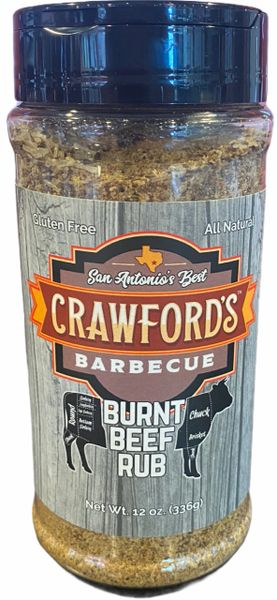 Burnt Beef Rub