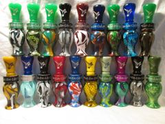 Collector Series duck call