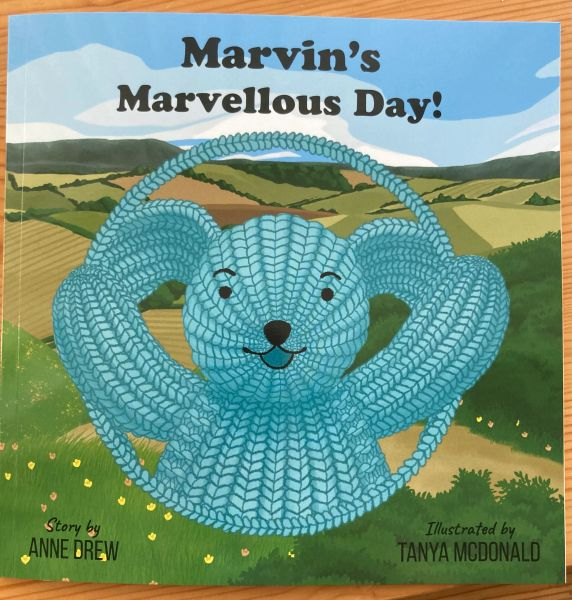 Marvin's Marvellous Day