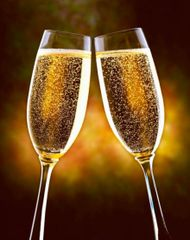 Fourth Course on Sparkling Wines, Friday, TBD at 7:00 pm