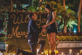 proposal planning service romance concierge five star service concierge  proposal set up