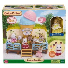 Calico Critters Seaside Ice Cream Shop (IPSCC1556)