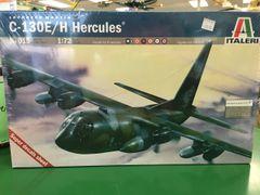 Italeri Lockheed Martin C-130E/H Hercules 1/72 Plastic Model Kit (ITAS0015)