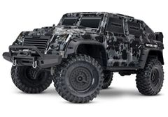 Traxxas 1/10 Scale TRX-4 Tactical Unit 4X4 RC Crawler (TRA82066-4)