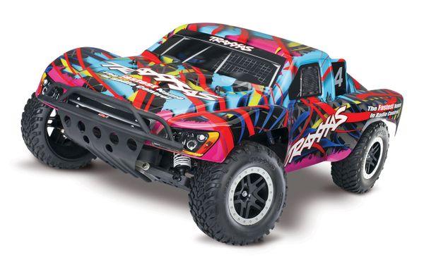 Traxxas 1/10 Nitro Slash 2WD Short Course Truck