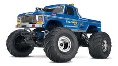 Traxxas 1/10 Bigfoot 2WD Monster Truck (TRA36034-1)