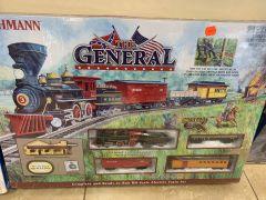 The General HO Train Set