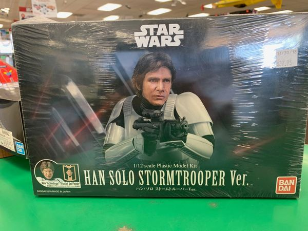 Hans Solo Stormtrooper Ver. 1/12 Kit