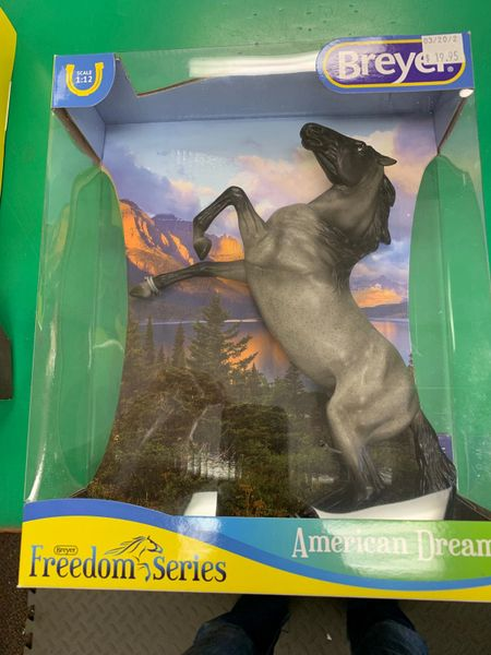 Breyer American Dream Mustang