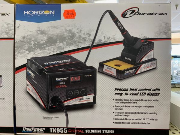 TrakPower Digital Soldering Station