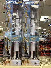 Saturn V 1/200 scale ARF Rocket Kit