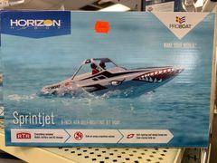 """Sprintjet 9"""" TRT Self-Righting Jet Boat"""