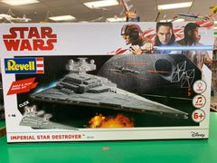 Star Wars Imperial Star Destroyer Model Kit