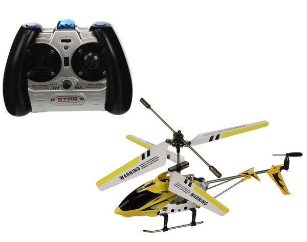 Syma S107G R/C Helicopter Yellow