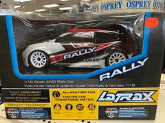 LaTrax R/C Rally Car1/18 Ready-to-Race