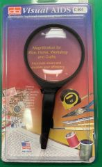 """Visual Aids C604 4"""" Round Classic Group Reader"""