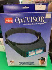 Optivisor w/Lens Plate #3