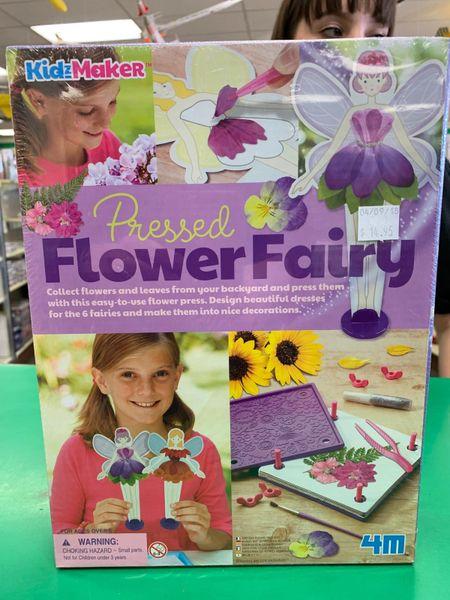 Pressed Flower Fairy Kit
