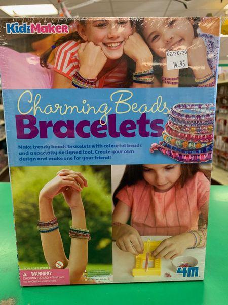Charming Bead Bracelets Kit