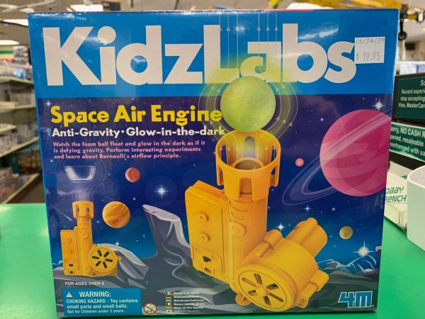 KidzLabs Space Air Engine Kit
