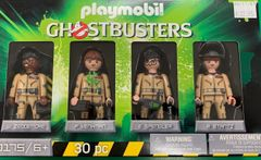 Playmobil Ghostbusters Character Collectors 30-piece Set
