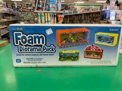 Foam Diorama Pack