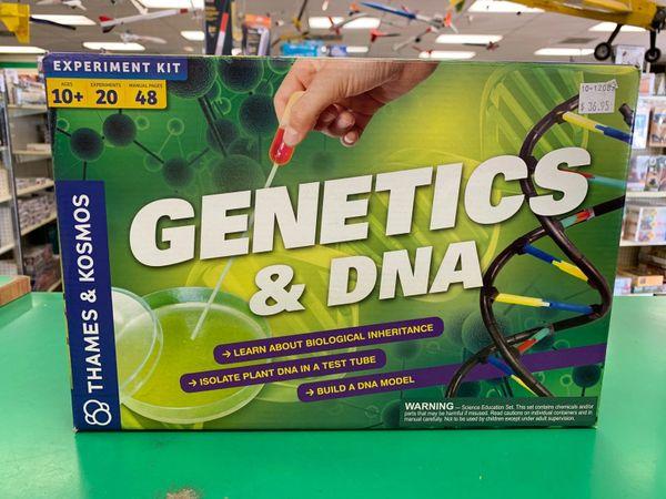 Genetics & DNA V 2.0