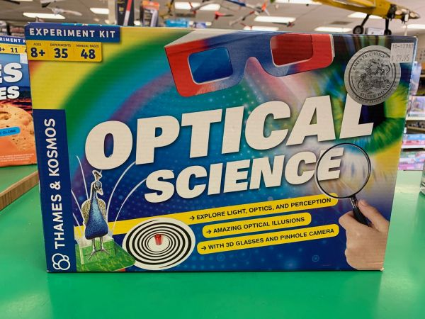 Optical Science & Art Kit