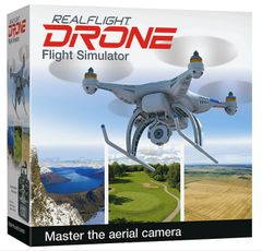 Great Planes RealFlight Drone Flight Simulator (GPMZ4800)
