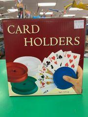 Round Corner Card Holders