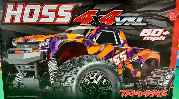Traxxas HOSS 4x4 VXL 3S RTR