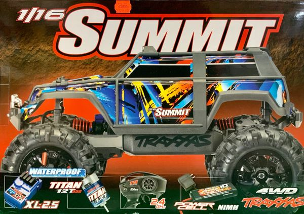Traxxas Summit 1/16 4WD