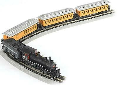 Bachmann Durango & Silverton N Scale Train Set (24020)