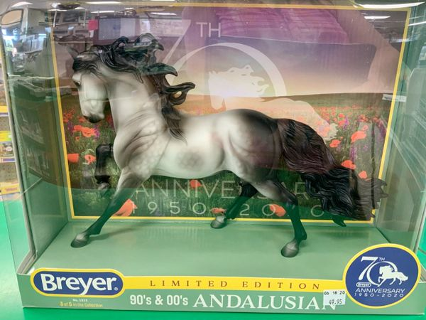 Breyer 70th Anniversary Collection Andalusian