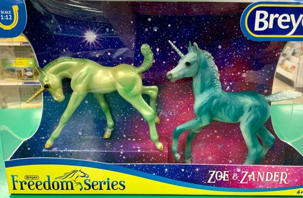 Breyer Unicorn Foals