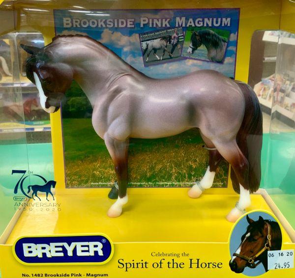 Breyer Brookside Pink Magnum