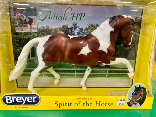 Breyer Spirit of the Horse Adiah HP