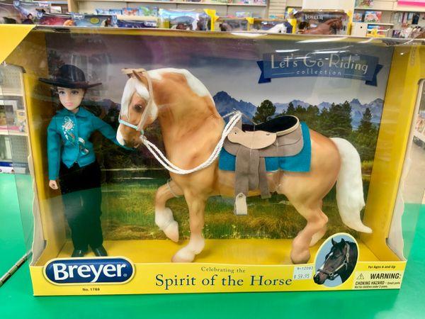 Breyer Let's Go Riding Western (BRY1788)