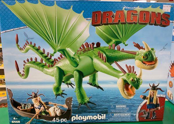 Playmobil Dragons Ruffnut & Tuffnut (PL9458)