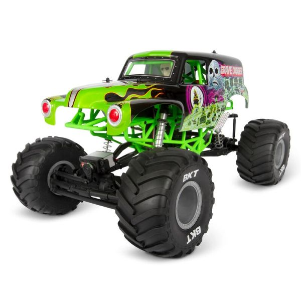 Axial SMT10 Grave Digger RTR