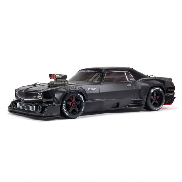 Arrma FELONY All-Road Street Bash 1/7 6S RTR Black (7617V2T1)
