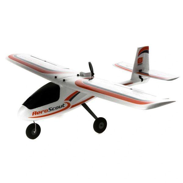 HobbyZone AeroScout S 1.1M BNF Basic HBZ38500