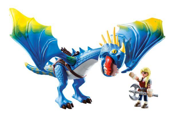 Playmobil Dragons Astrid & Stormfly (PL9247)