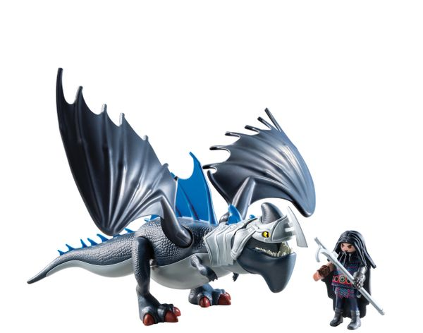 Playmobil Dragons Drago & Thunderclaw (PL9248)
