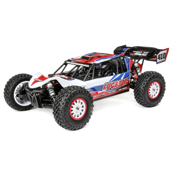 Losi Tenacity DB Pro Fox R Smart 1/10
